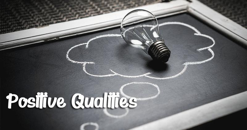 Positive Qualities - Aries