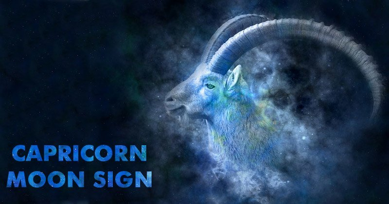Capricorn Moon Sign - Inner Self, Positive & Negative Qualities