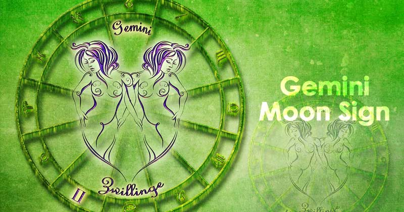Gemini Moon Sign – Symbol, Nature, Skills & Traits
