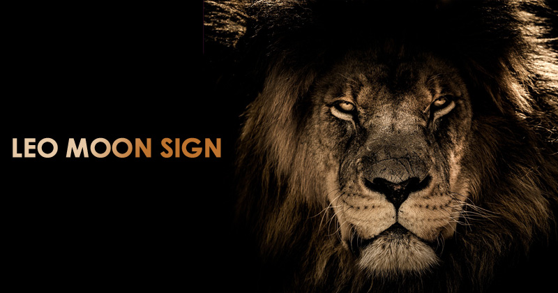 Leo Moon Sign – Nature, Skills, Positive & Negative Traits