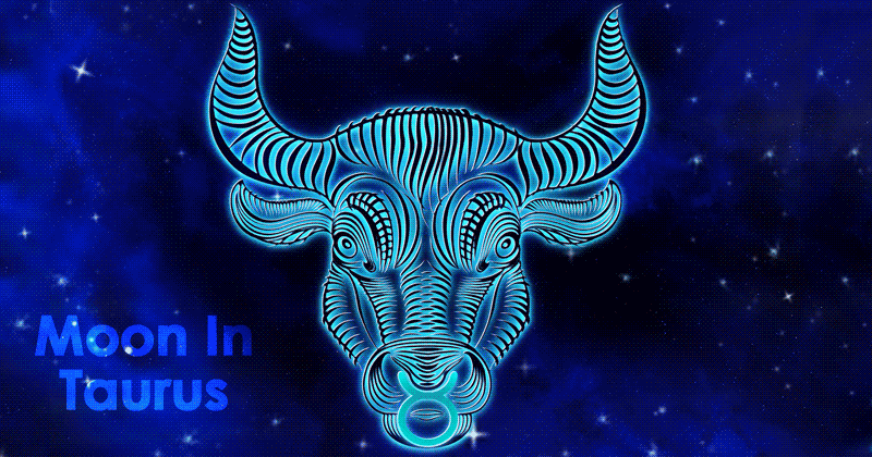 Taurus Moon Sign - Personality, Positive & Negative Traits