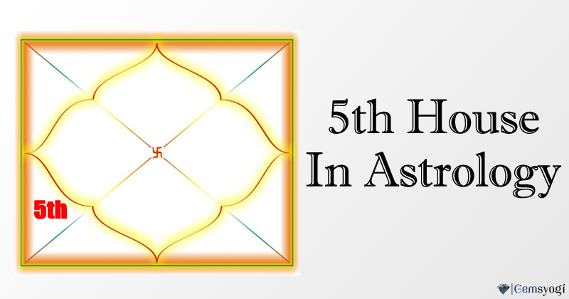 The Fifth House In Vedic Astrology - Pleasure & Creativity