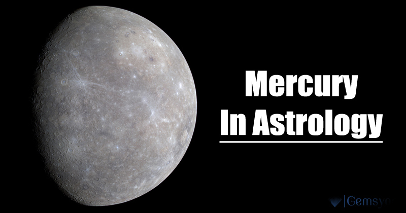 Planet Mercury In Astrology