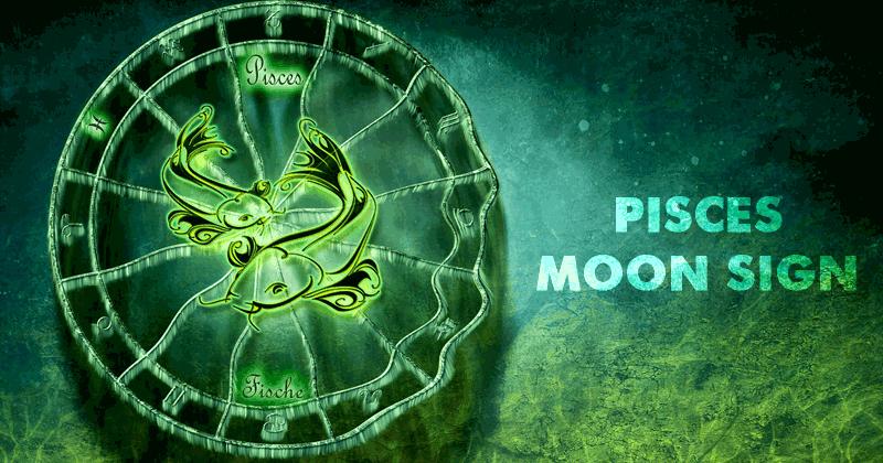 Pisces Moon Sign – Nature, Traits, Love & Romance