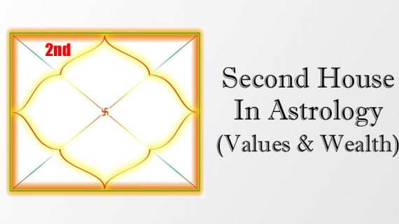 The Second House In Vedic Astrology – Your Value & Wealth
