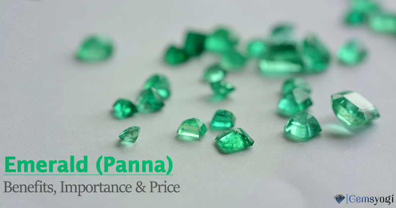 Emerald Stone (Panna) – Astrological Benefits, Importance & Price