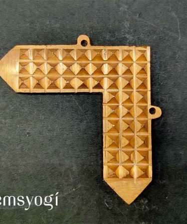 Direction_pyramid_L_shape_vastu_gemsyogi.com