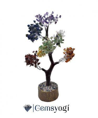 7_seven_chakra_crystal_stone_tree_vastu_gemsyogi.com_Fengshui
